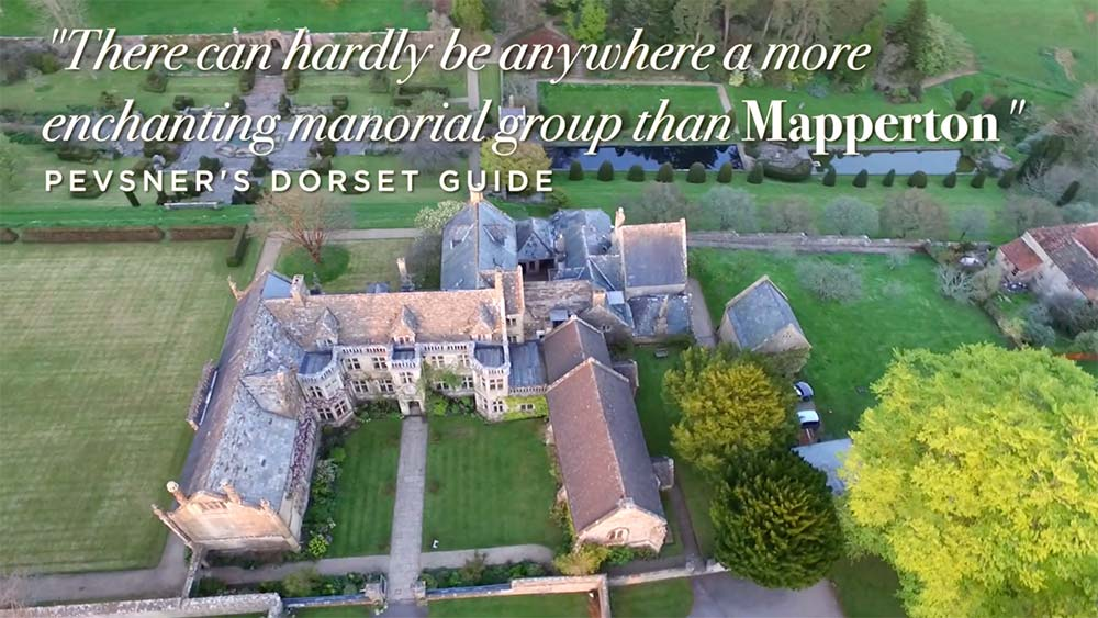 Welcome To Mapperton House & Gardens Introductory Video